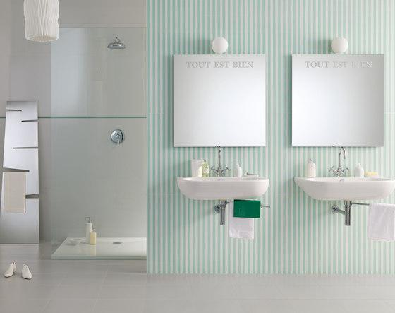 Bagno verde pistacchio bagni verde lime dal design moderno mondodesign bagno verde youtube - Piastrelle bagno altezza giusta ...