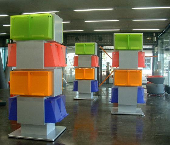 robot 1er pr sentoirs magazines de idm coupechoux architonic. Black Bedroom Furniture Sets. Home Design Ideas