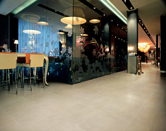 Masterplan | Decoro muretto 3D marrone scuro by Lea Ceramiche