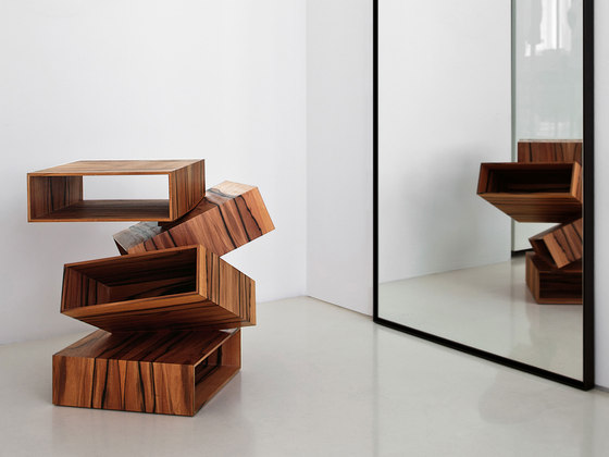 Balancing Boxes by PORRO