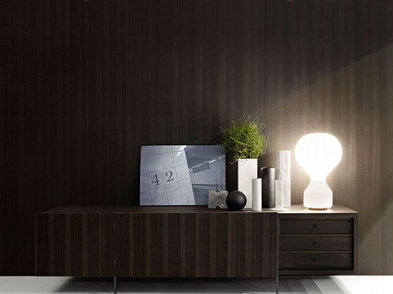 Tiller vertical sideboard by PORRO