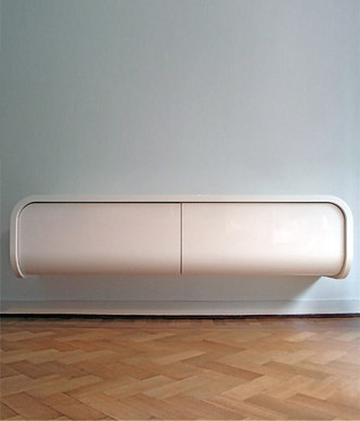 Emptybox Sideboard by JAN WILLEM de LAIVE