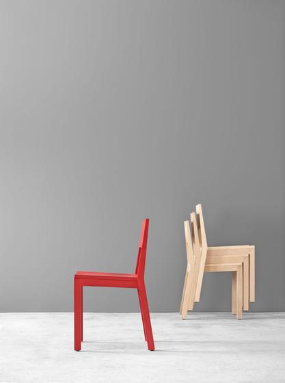 Iesu Chair by ONDARRETA