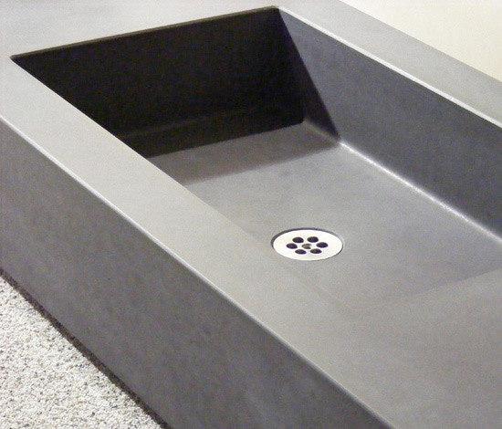 mitsuio betonwaschtisch waschpl tze von oggi beton. Black Bedroom Furniture Sets. Home Design Ideas
