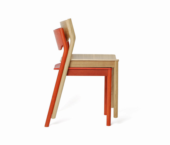 Tangerine Chair by Resident