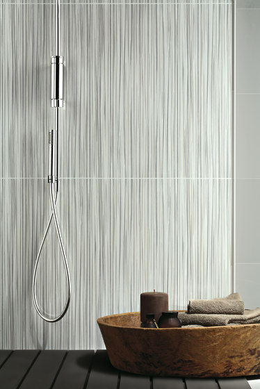Pleasures | Decoro grigio juicy b by Lea Ceramiche