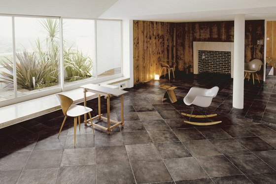 Rain Forest I Decoro forest angolo white by Lea Ceramiche