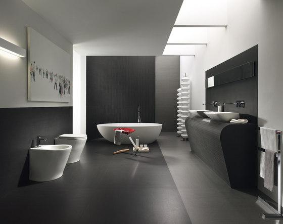 Slimtech Basaltina | Mosaico satin naturale de Lea Ceramiche
