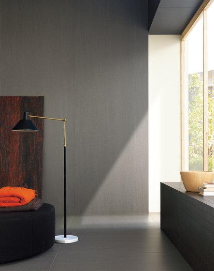 Slimtech Basaltina | Mosaico metal chiaro naturale by Lea Ceramiche