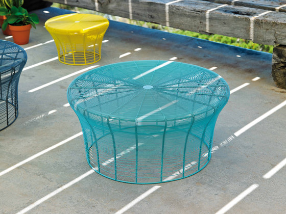 Aram Low Stool 3 by GAN