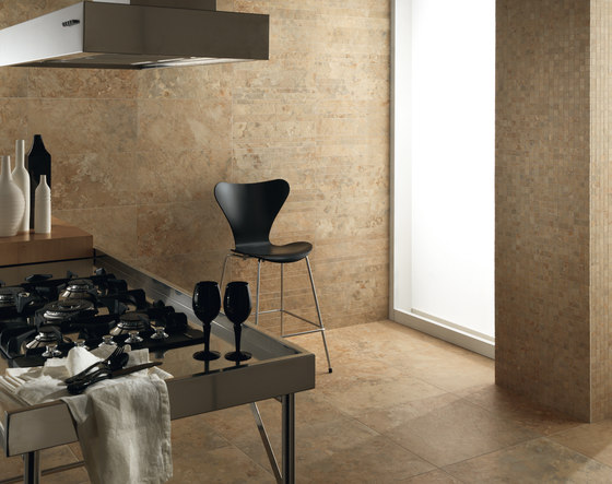 Storm I Mosaico 10 thunderstorm by Lea Ceramiche