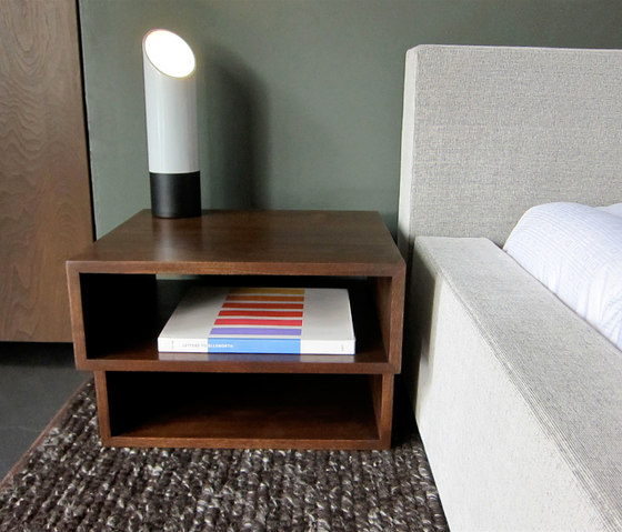 Archie Bedside Table by Phase Design