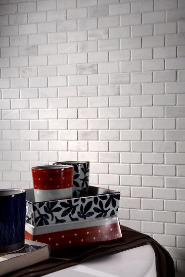 Tesserae I Domino grigio by Lea Ceramiche