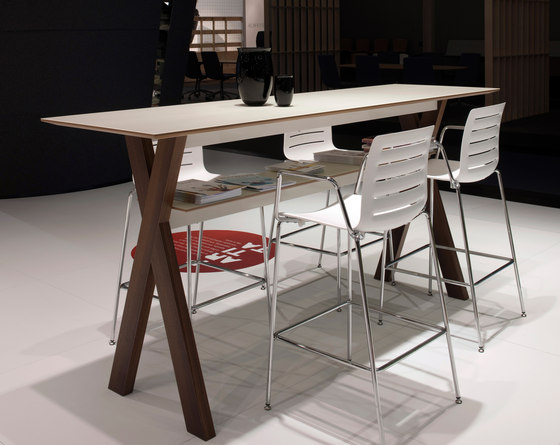Partita Bar Table de Koleksiyon Furniture