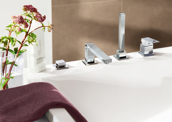 Eurocube Two-hole basin mixer S-Size by GROHE