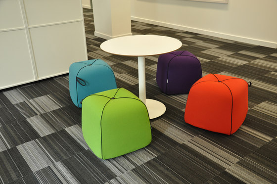 Suri Pouf by Koleksiyon Furniture