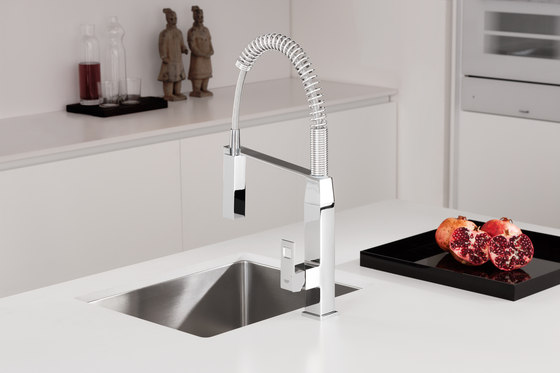 "Eurocube Single-lever sink mixer 1/2"" by GROHE"