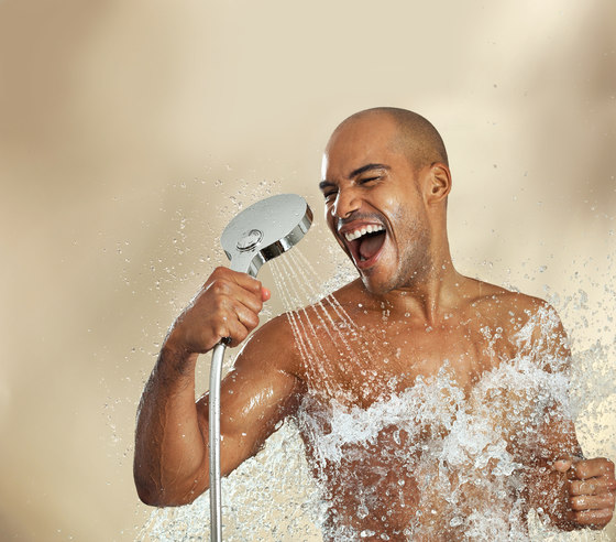 Power & Soul Shower set by GROHE
