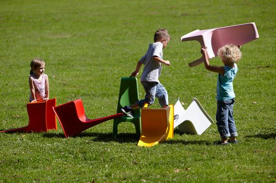 Sedia per bambini JUNIÖR di LÖFFLER