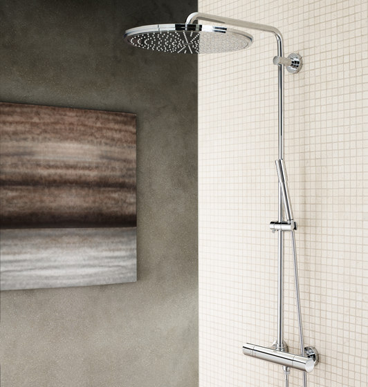 Rainshower Next Gerneration Head shower di GROHE