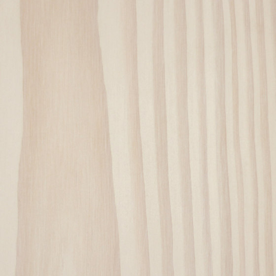Wide-board Douglas fir flooring, lye and white soap finish by selected by Materials Council