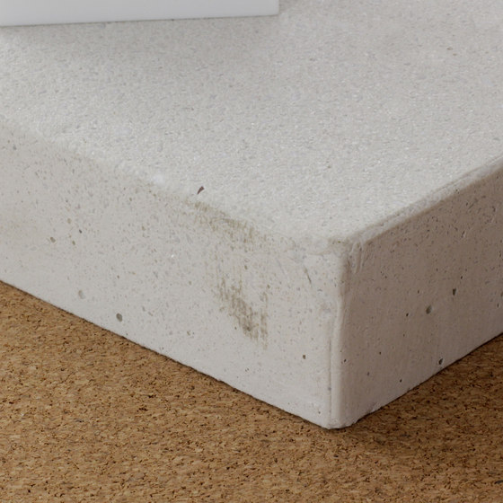 Architectural precast concrete, acid etched by selected by Materials Council