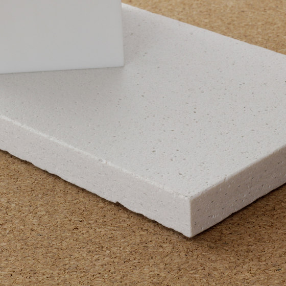 Extruded glass fibre reinforced concrete, sandblasted by selected by Materials Council