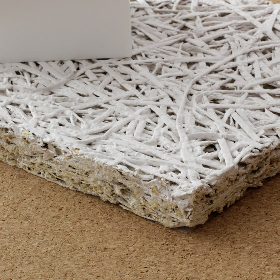 Wood fibre cement board by selected by Materials Council