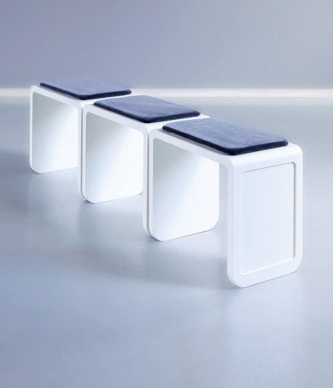 Multi seat by Linde&Linde