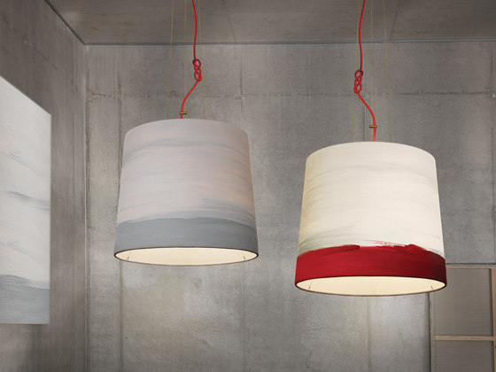 The Sisters pendant lamp Evening de mammalampa