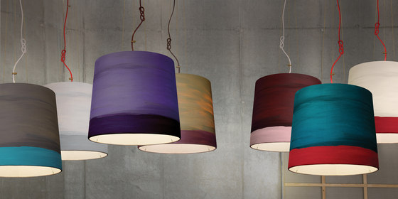 The Sisters XL pendant lamp Aurora by mammalampa