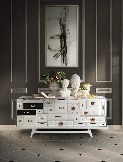 Mondrian sideboard by Boca do lobo
