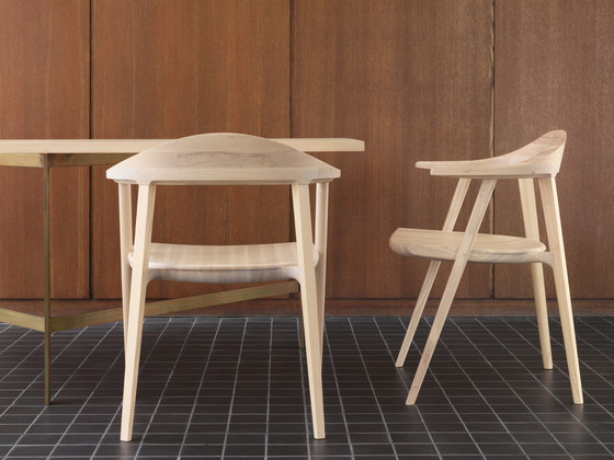 Mantis Side Chair de BassamFellows