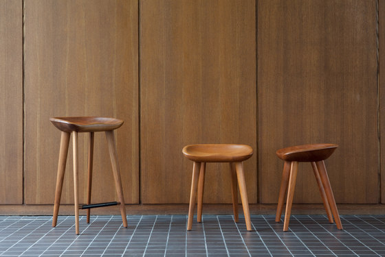 Tractor Counter Stool de BassamFellows