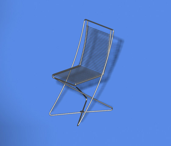 KSL 0.1 Bar Chair by Till Behrens Systeme