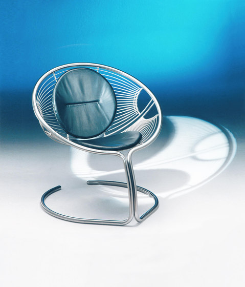 SC 7.1 Shell Chair by Till Behrens Systeme