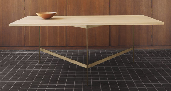 Plank Coffee Table by BassamFellows