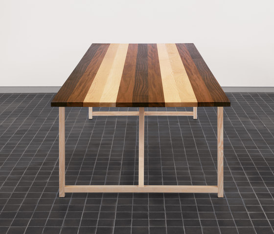 Stripe Coffee Table by BassamFellows