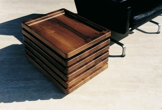 Stackable Tray by BassamFellows