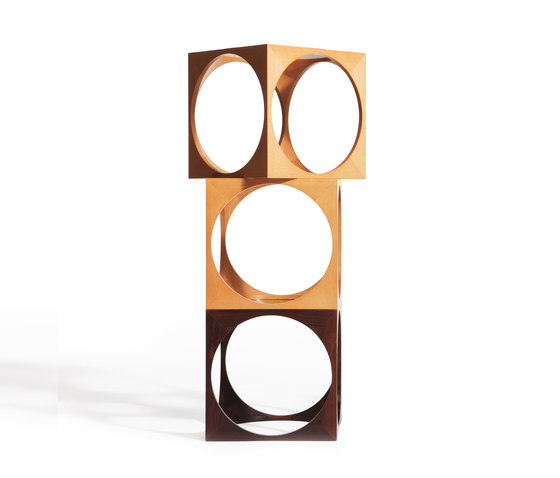 Multipurpose cubes by Gaffuri