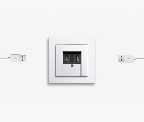 USB power supply | E2 di Gira