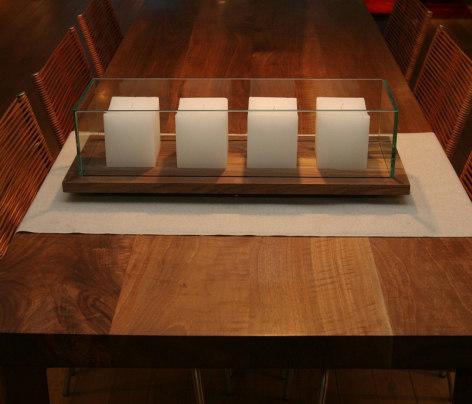 moll von made in taunus 1 kerzenst nder 4. Black Bedroom Furniture Sets. Home Design Ideas
