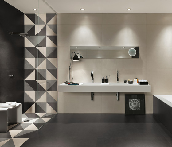 Base Shape Terre Mix 1 by Fap Ceramiche