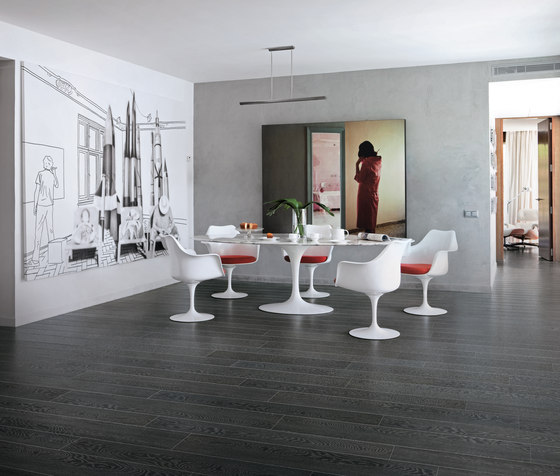 Bio Plank | Oak Ice 15x120 by Lea Ceramiche