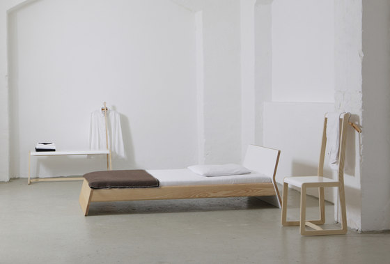 Private Space Bench by ellenbergerdesign
