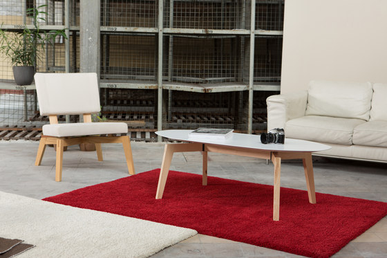 Private Space Ottoman by ellenbergerdesign