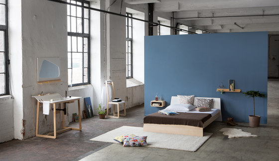 Private Space Bett 100 von ellenbergerdesign