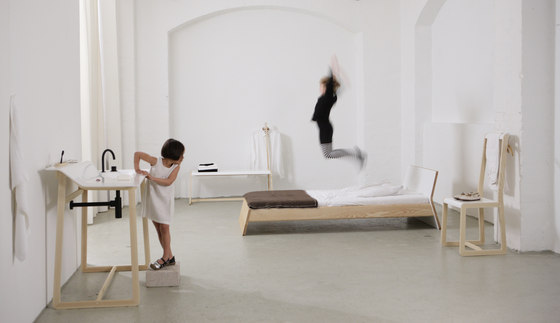 Private Space Bed 100 by ellenbergerdesign