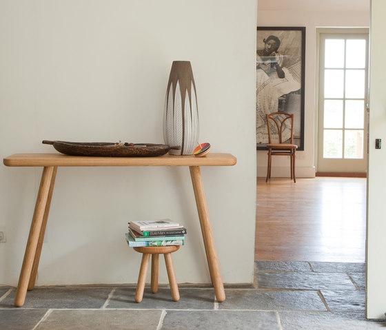 Kids Stool - Oak / Natural by Another Country