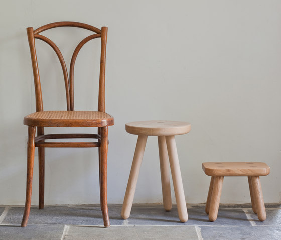 Bar Stool - Oak/Natural von Another Country